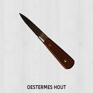 Oestermes-hout