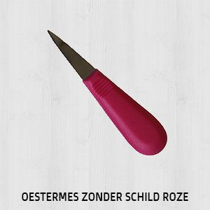 Oestermes-roze