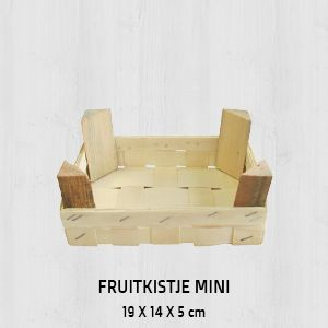 Fruitkistje-mini
